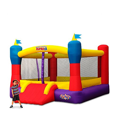 Blast Zone Magic Castle Ultra 12 (Bouncy Castles Commercial compare prices)
