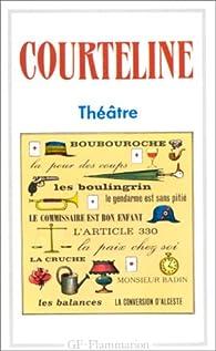 Théatre par Georges Courteline