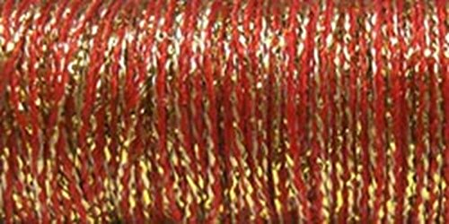 12-Yard Golden Pimento Kreinik No.4 Very Fine Metallic Braid