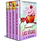 Innocent in Las Vegas Box Set: Tiffany Black Mysteries Books 1-4 (Tiffany Black Mysteries Box Set)