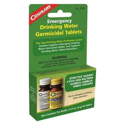 Coghlans 9586 Two Step Drinking Water -