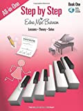 Step by Step Piano Course - Book 1 (Step by Step (Hal