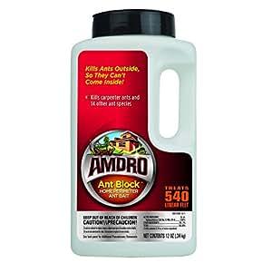 Amdro Ant Block Home Perimeter Ant Bait Granules 12oz