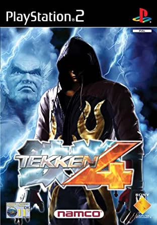 Image result for Tekken 4