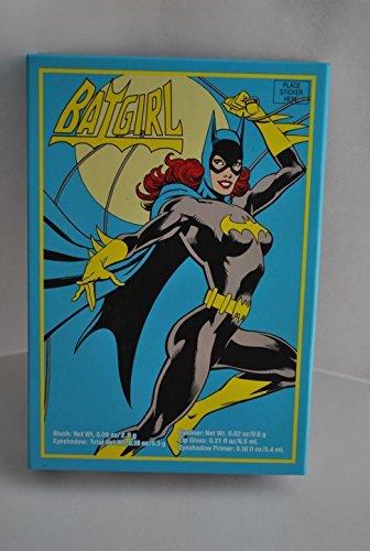 Batgirl Makeup Beauty Book (Batgirl Makeup)