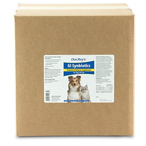 Doc Roys GI Synbiotics Granules Box, 25lb