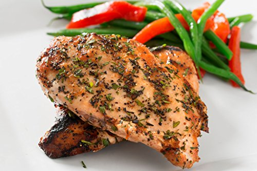 Greensbury Market - 6lbs Free-Range, USDA Organic Chicken Breast - Born & Raised in ()