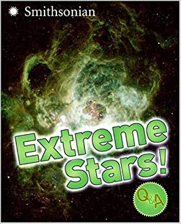 Extreme Stars! Q&A (Smithsonian Q & A (Children's Cloth))