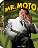 Mr. Moto Collection - Vol. 2 (Mr. Moto's Gamble / Mr. Moto in Danger Island / Mr. Moto Takes a Vacation / Mr. Moto's Last Warning / The Return of Mr. Moto) (4DVD)