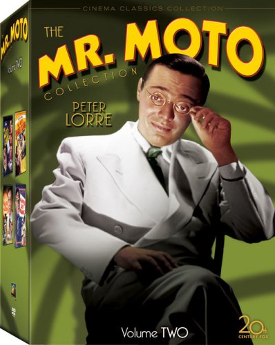 Mr. Moto Collection:  Volume 2 (Mr. Moto's Gamble / Mr. Moto in Danger Island / Mr. Moto Takes a Vacation / Mr. Moto's Last Warning) -