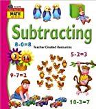 Subtracting, Ann Montague-Smith and Teacher Created Resources Staff, 1420681753