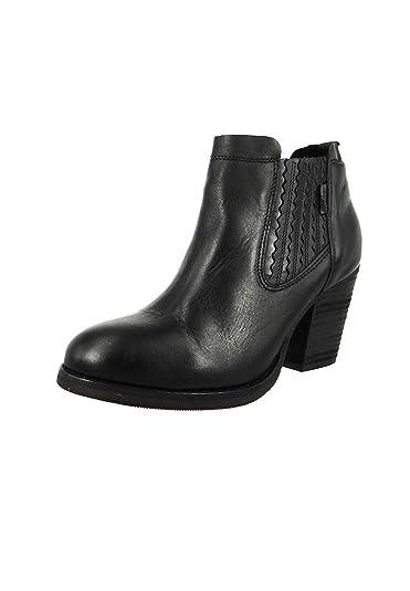 Levis Botines Botas Folsom talón de piel oscuro Marrón oscuro Marrón 225120 715 29, Levi´s Damen Schuhe:40
