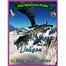 The Wingless Fairy Series, Book 8: Rebecca and the Dragon