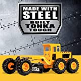 Tonka - Steel Classics Road Grader - Amazon