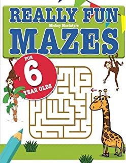 really fun mazes for 6 year olds fun brain tickling maze puzzles for 6