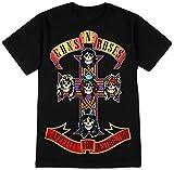 Guns N Roses- Appetite For Destruction Jumbo T-Shirt Size M