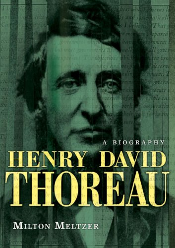 the literary achievements of henry david thoreau Extensive site devoted to the writings, philosophy, life of henry david thoreau created by the writings of henry d thoreau, definitive edition of thoreau's works, directed by elizabeth hall witherell.