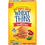 Wheat Thins Sundried Tomato and Basil Crackers, 9 Ounce