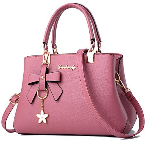 Pink Designer Handbags - 7
