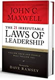 img - for The 21 Irrefutable Laws of Leadership book / textbook / text book