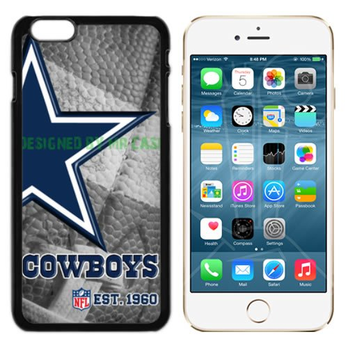 Cowboys Dallas Football New Black Apple iPhone 6S Plus Case By Mr (Ball Apple Iphone)