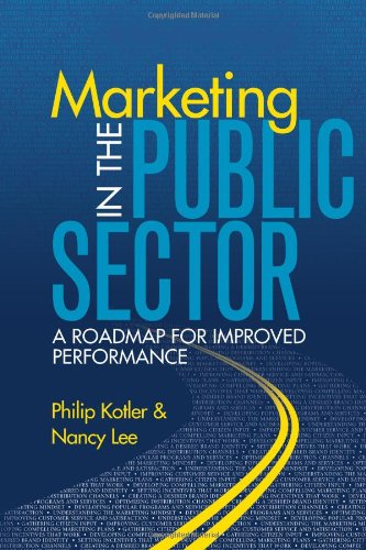 Download Marketing in the Public Sector (paperback): A Roadmap for Improved Performance Pdf