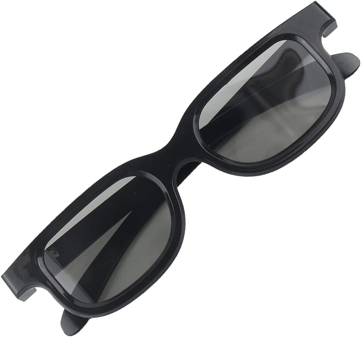 EmNarsissus Gafas de pel/ícula 3D polarizadas Circulares pasivas Mujer Hombre para cines de TV 3D