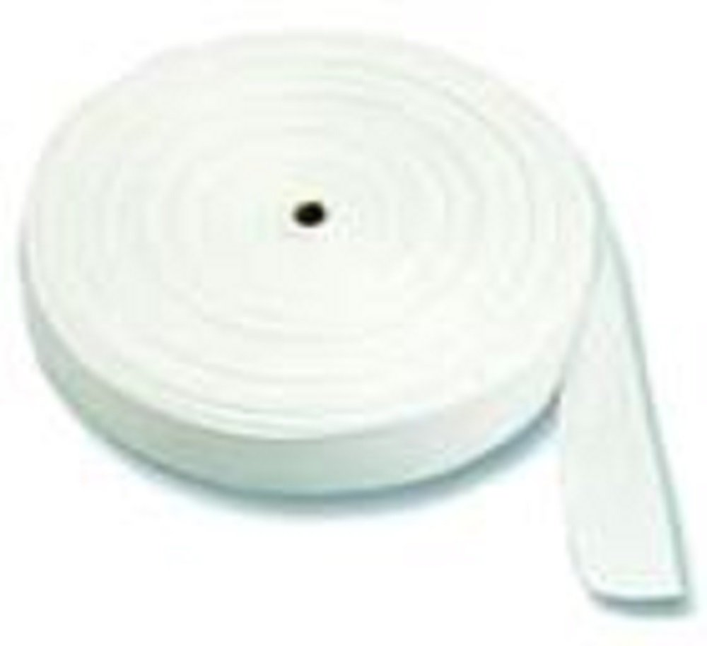 White Engineer Tape (Textile Tape), NSN 8315-01-463-5853 / 8315-00-255-7662 (1-Pack (Single Roll)) by Department of Defense