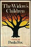 The Widow's Children, Paula Fox, 0525233776