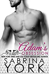 Adam's Obsession (Wired Series Book 1)