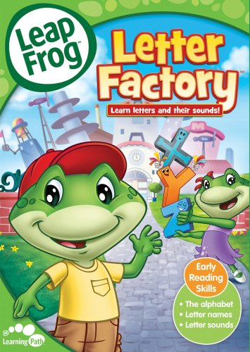 Leap Frog - Letter Factory (Learn Letters And Their Sounds)