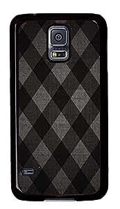 Samsung Galaxy S5 patterns abstract parallax 58 PC Custom Samsung Galaxy S5 Case Cover Black