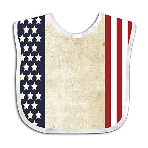 American Flag Bib - 8