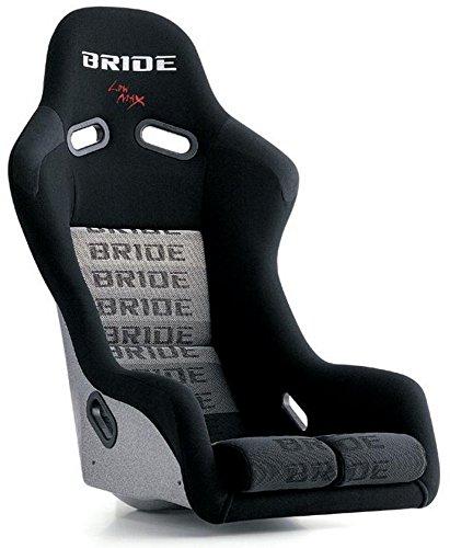 Cusco BRD-F42HCF Silver/Black Seat (Bride Vios Iii+C FRP/Suede) ()