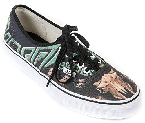 Bestelwagens Authentieke Skateboarden Custom Cultuur Zwart Custom Cultuur Zwart