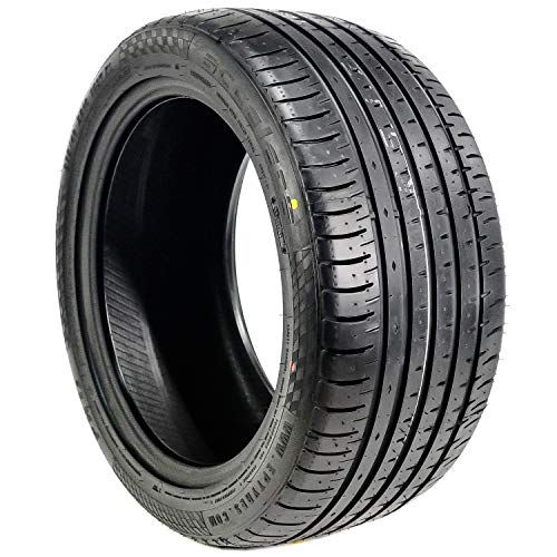 Accelera Phi 2 High Performance All-Season Radial Tire-275/40ZR18 103Y XL (40zr18 275)