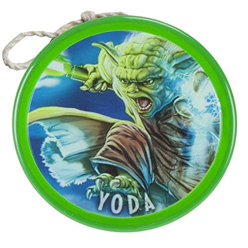 Yomega Star Wars Alpha Wing Fixed Axle Yo-Yo – Action Yoda
