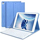 Best Ipad Keyboard Cases - iPad Keyboard Case 9.7 for iPad New 2018 Review