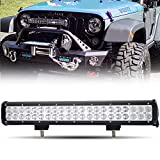 2001 chevy camaro grill - TURBOSII 20In Flood Spot Combo Led Light Bar Reverse Backup lights Driving Fog lights Fits Bumper Bull Bar Grill For Dodge Ram Tractor 4 Wheeler Ford F150 F250 F350 Ranger Escape Jeep TJ XJ UTV ATV