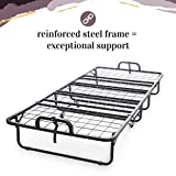 Milliard Diplomat Folding Bed – Twin Size - with