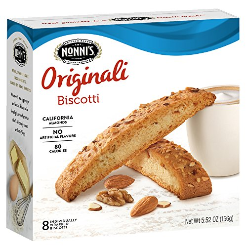 Nonni's Biscotti, Originali, 8 Count, 5.52 Ounce