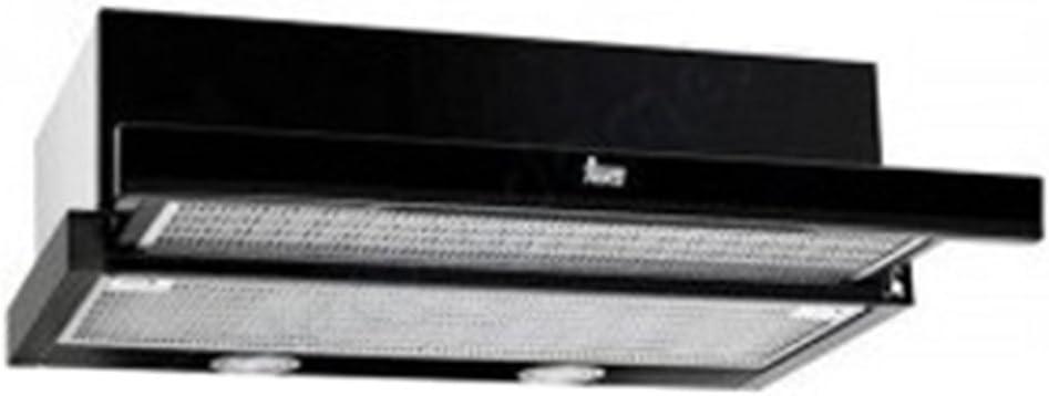 CAMP TEKA CNL 6400 B NEGRA 60CM 40436802: Amazon.es: Grandes electrodomésticos