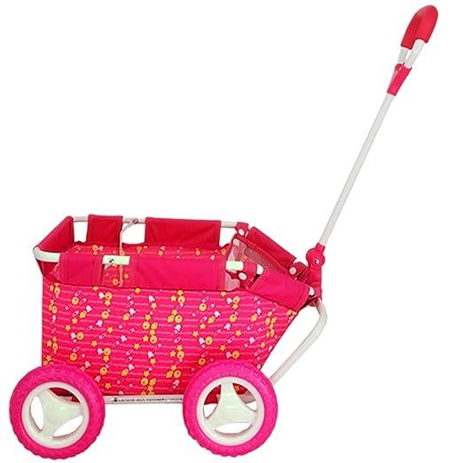 Amazon.com: CUBY Toys - Carrito para bebé, juguete para ...