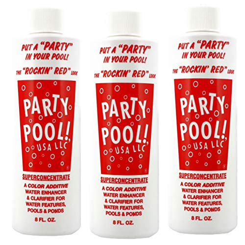 3 PACK - Party Pool Color Additive Rockin Red 47016-00010]()