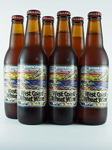 ウエストコースト ウィートワイン West Coast Wheat Wine ベアードビール (Baird Beer) 6本パック (330ml×6) 季節限定ベアードビル クール便