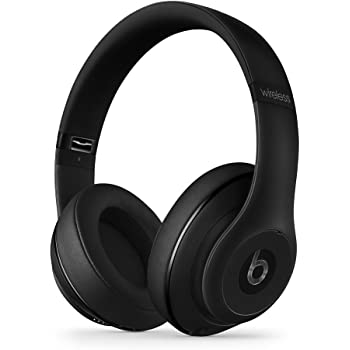 Beats Studio2 Wireless Noise Reduction Over-Ear Headphone - Matte Black (OLD MODEL)