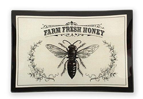 Americana Collection Vanity (Brownlow Kitchen Farm Fresh Honey Trinket Tray)