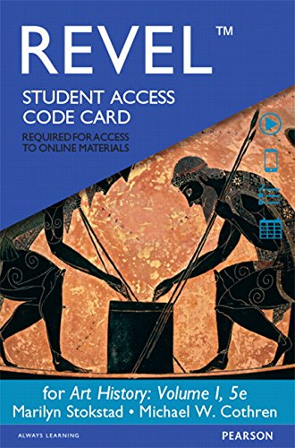 REVEL For Art History Volume 1 -- Access Card (5th Edition)