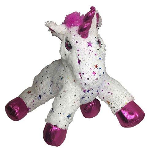 (Sparkling Stars Unicorn Plush)