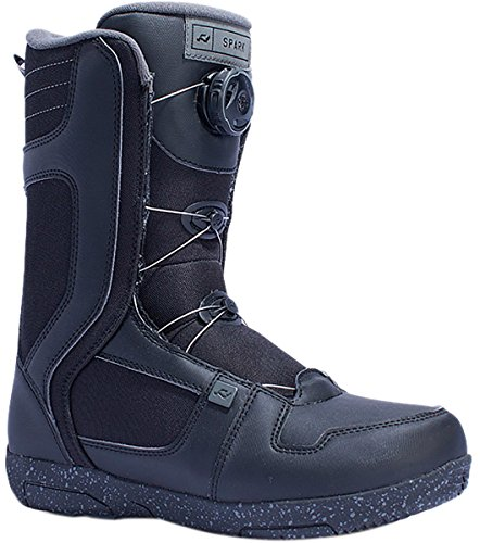 Ride Kids Snowboard Boots - Ride Spark Boa Kids Snowboard Boots - 5.0/Black